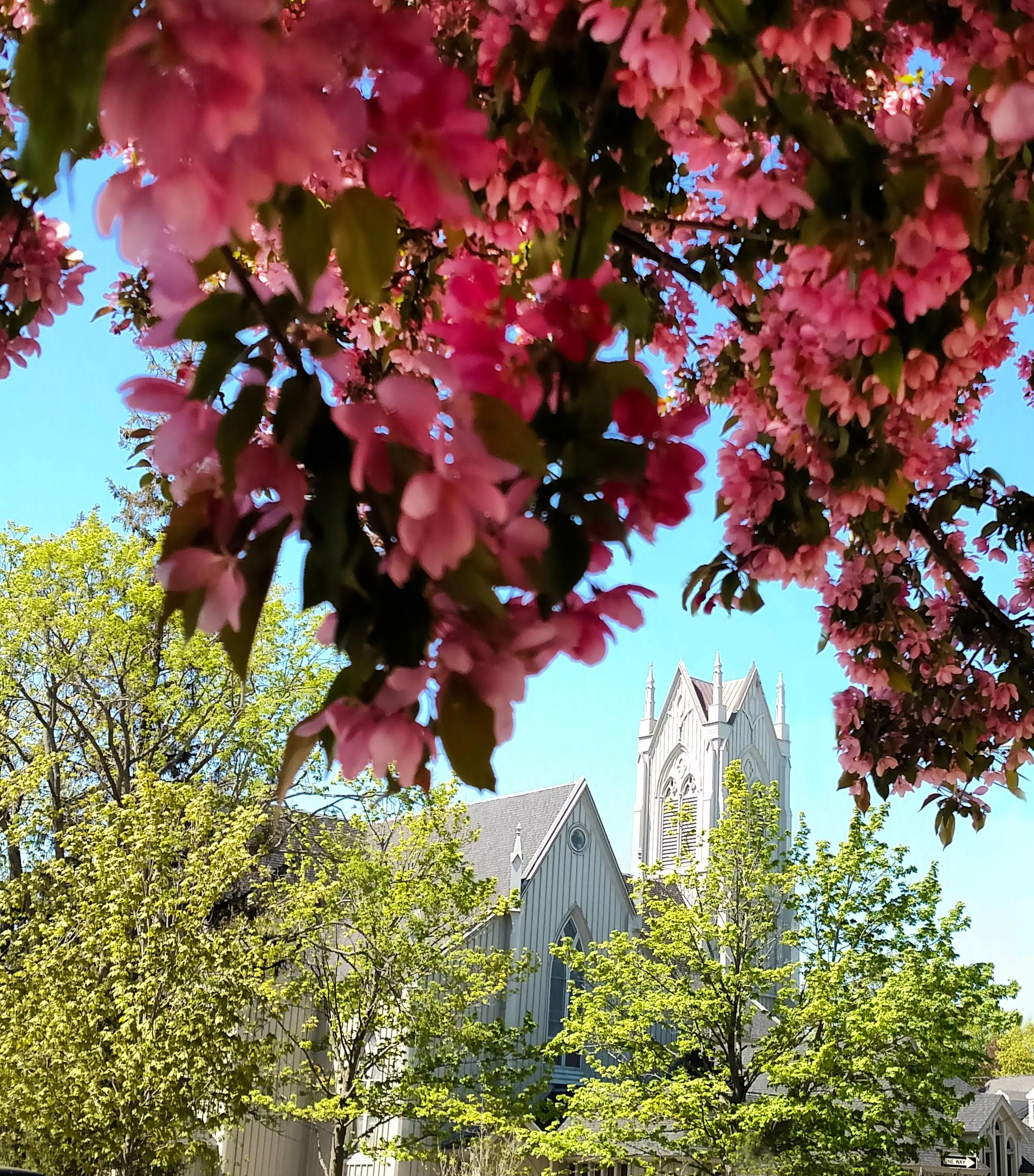 spring church May 2018